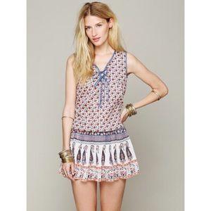 Jen's Pirate Booty Coachella Mini Dress